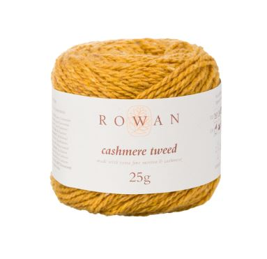 "Cashmere tweed /ROWAN/ 25g #00010 ""Sinepes"" ― Latvian Crafts"