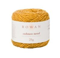 "Cashmere tweed /ROWAN/ 25g #00010 ""Sinepes"""