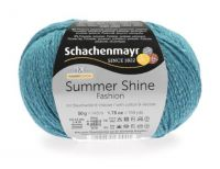 "Summer Shine /Schachenmayr/ 100g #00175 ""Peacock"""