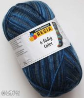 "Regia 6-ply 150g Fantastico color #6079 ""Ink"""