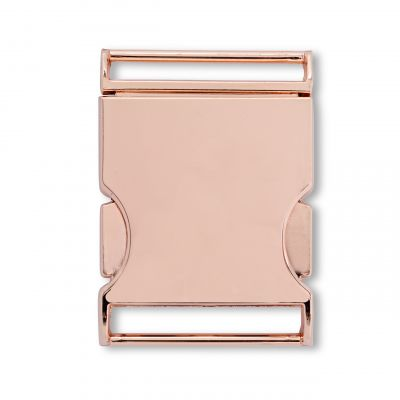 Belt buckle - rose gold /30mm/ Prym ― Latvian Crafts