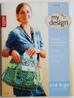 Diaper bag Sam with changing mat /My design/