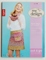 Skirt Maja with loop scarf /My design/
