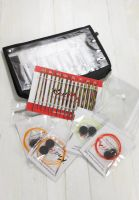 "Interchangeable circular needle set ""Deluxe"" Symfonie Wood/ Knit Pro"