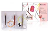 "Comby Sampler Interchangeable circular needle sampler set ""Set-2"" Knit Pro"