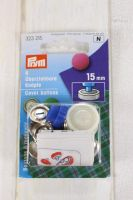 Cover buttons   Ø15mm - 6 штуки