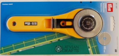 Rotary cutter - 60mm ― Latvian Crafts