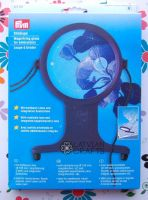 "PRYM Magnifying glass for embroidery ""Violet"" - with neck strap"