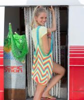"Crochet bag ""Byron Bay"" /Boston Sun"