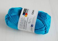"Catania /Schachenmayr/ 50g #00146 ""Turquoise"""