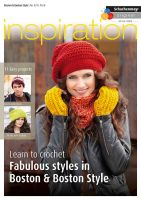 Inspiration -Learn to crochet in  Boston & Boston Style - english