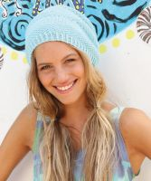 Knitted Hat /Sun City Protect