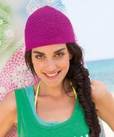 "Knitted Hat ""Lanikai Beach"" /Sun City Protect"