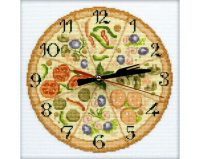 Bon appetit! - embroidery kit /RTO/ 20 x 20 cm