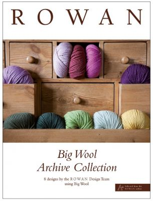 Big Wool Archive Collection /Angļu valodā ― Latvian Crafts