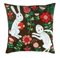 "Pillow top ""Pillow fairy tales"" - embroidery kit /RTO/ 44 x 44 cm"