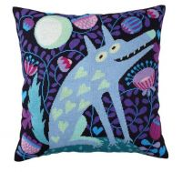 "Pillow top ""Dreaming under the moon"" - embroidery kit /RTO/ 40 x 40 cm"