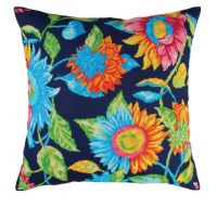 "Pillow top ""Music of the sun I"" - embroidery kit /RTO/ 40 x 40 cm"